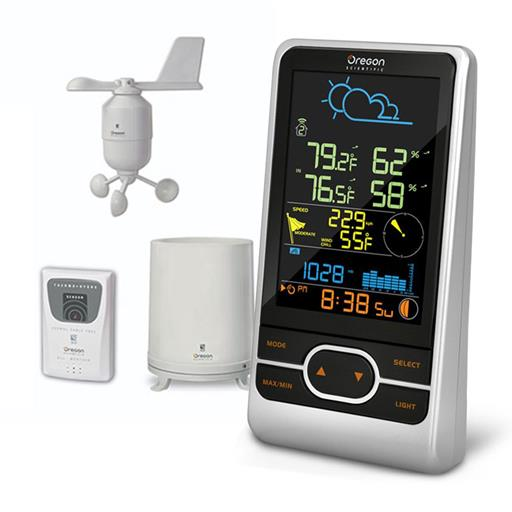 Oregon Scientific Weather Instruments and Wireless Weather Stations