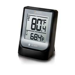 Oregon Scientific EMR211 Weather@Home Bluetooth Thermometer