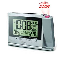Oregon Scientific TW369 Weather Projection Clock