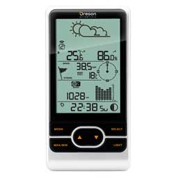 Oregon Scientific WMR86CA-OEM Main Display For The WMR86A Weather Station