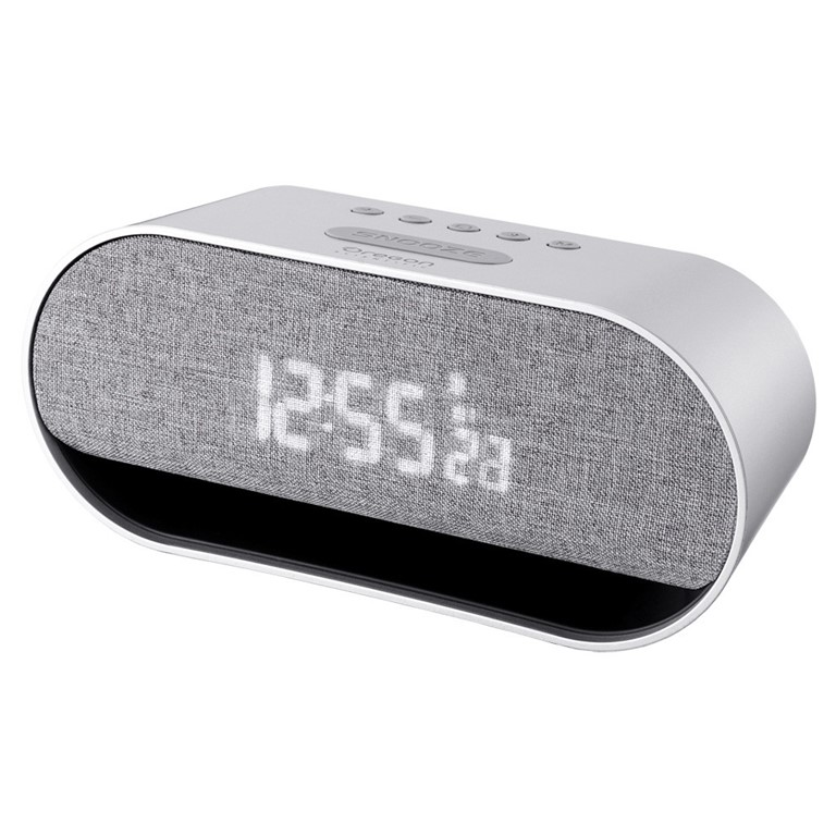 Oregon Scientific Cir600 Resonance Music Led Digital Alarm