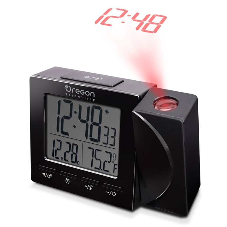 Oregon Scientific RM512PA Radio Controlled Projection Alarm Clock