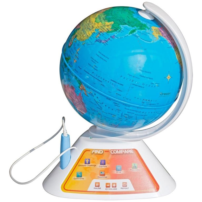 Oregon Scientific SG268 SmartGlobe Discovery