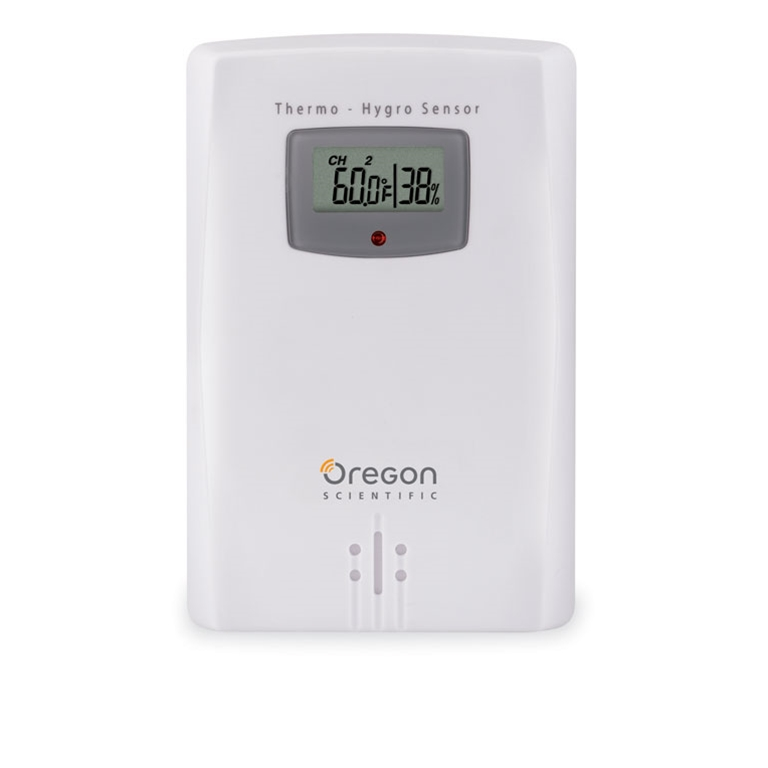 Oregon Scientific THGR122NX Wireless Temperature and Humidity Sensor with Display