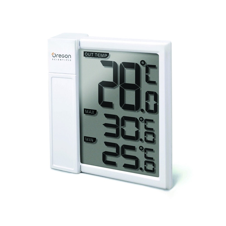 Oregon Scientific THT328 Window Thermometer - Oregon Scientific Store