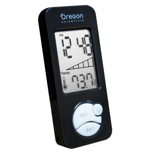 Oregon Scientific CHS0014 Personal UV Monitor - Assessor With Clock And Temperature