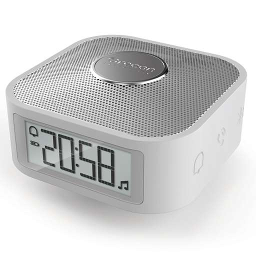 Oregon Scientific CP100 Travel Smart Clock with Sleep Sounds & Bluetooth Music