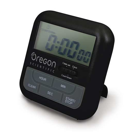 Oregon Scientific KD500 Two-in-One Talking Countdown Timer and Digital Clock