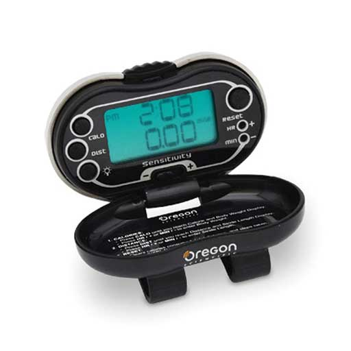 Oregon Scientific PE326CA Pedometer with Calorie Counter