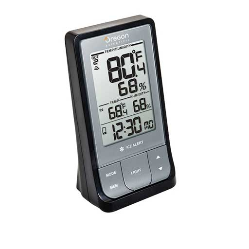 Oregon Scientific RAR213HG Weather@Home Bluetooth ThermoHygrometer