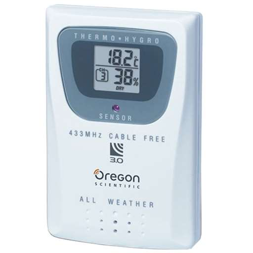 Oregon Scientific THGR810-OEM Thermometer and Humidity Sensor-10 Channels - Not In Retail Packaging