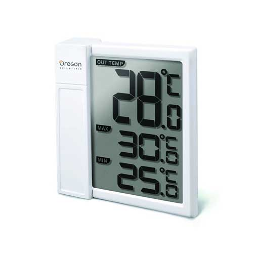 Oregon Scientific THT328 Window Thermometer