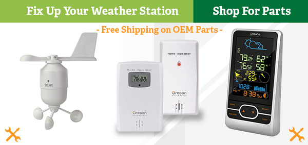 Service Your Weather Station Sale